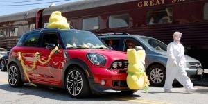 Dillsboro Easter Parade 2015