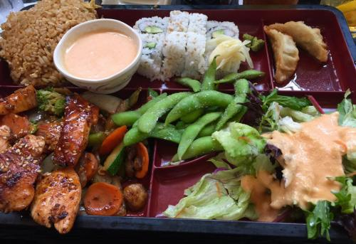 Green Tea Sushi
