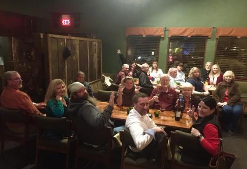 Christmas Party Pre-Dinner 2017